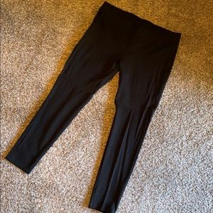 CAbi ponte knit leggings